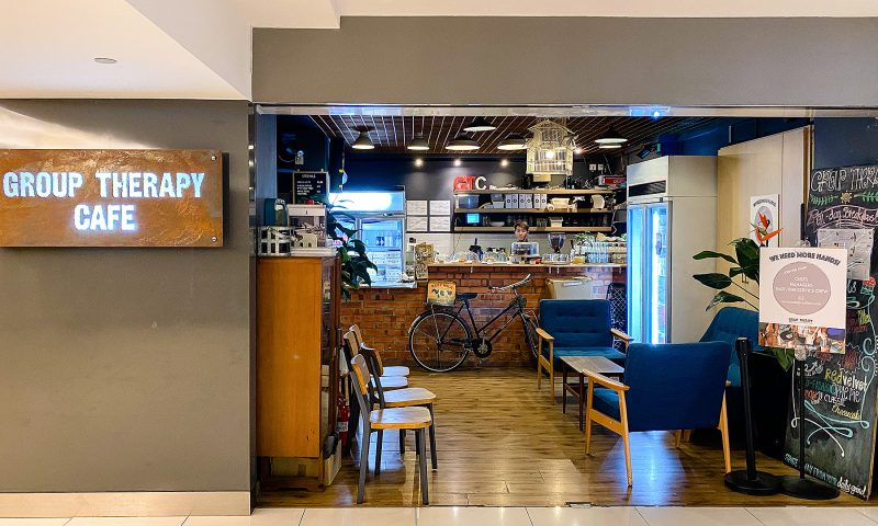 Group Therapy Café at Katong