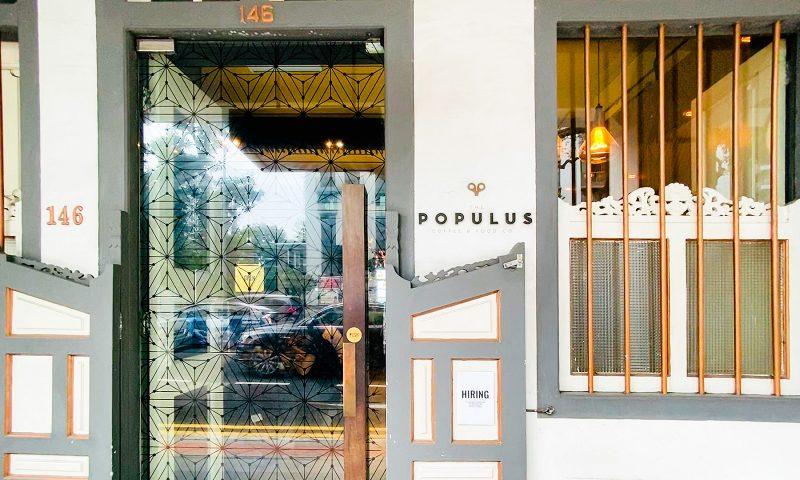 The Populus Café