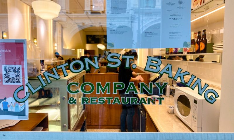 Clinton Street Baking Co. & Restaurant
