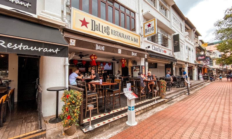 Dallas Restaurant and Bar (Boat Quay)