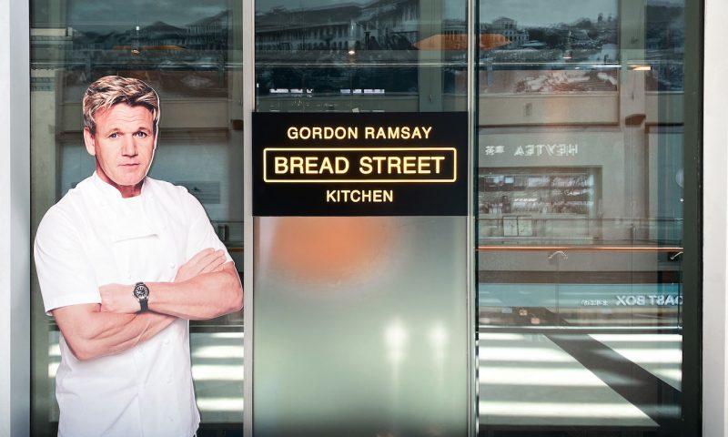 Bread Street Kitchen by Gordon Ramsay