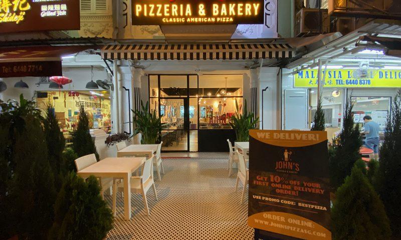 John's Pizzeria and Bakery