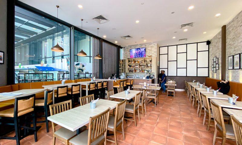 Anglo Indian Café Marina One