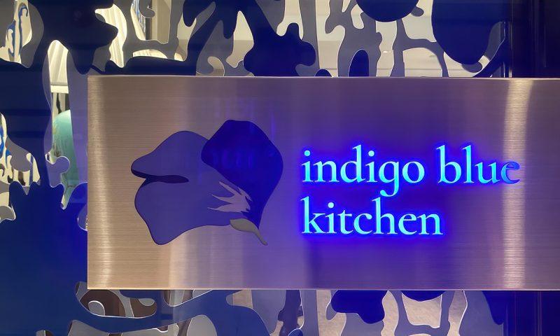 Indigo Blue Kitchen
